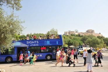 Athens & Piraeus sightseeing buses
